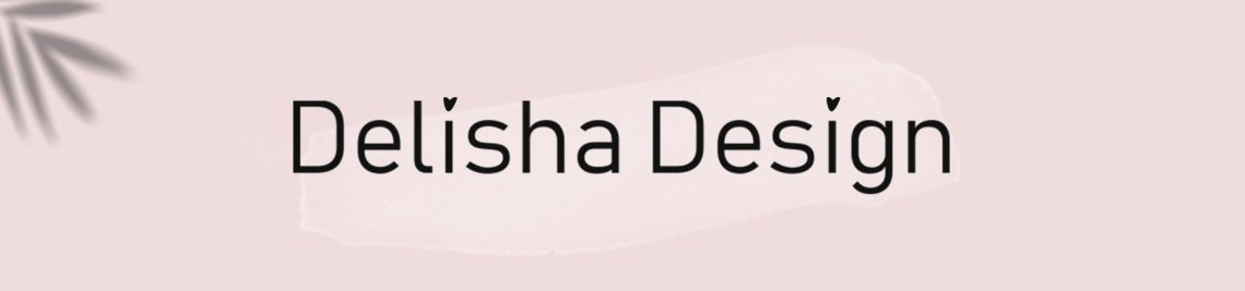 Delisha Design Profile Banner