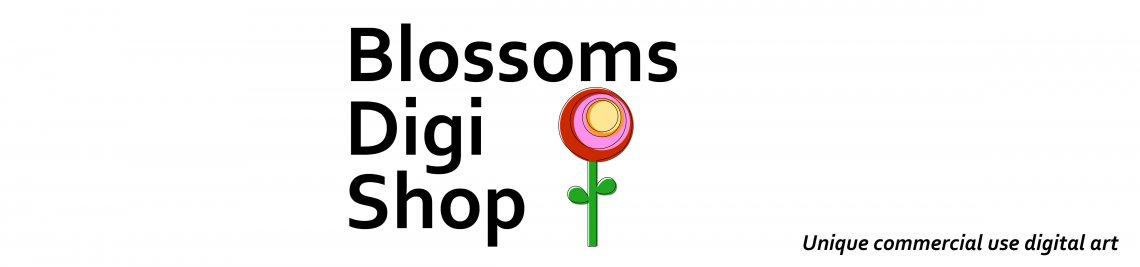 BlossomsDigiShop Profile Banner