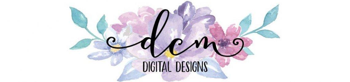 DCM Digital Designs Profile Banner