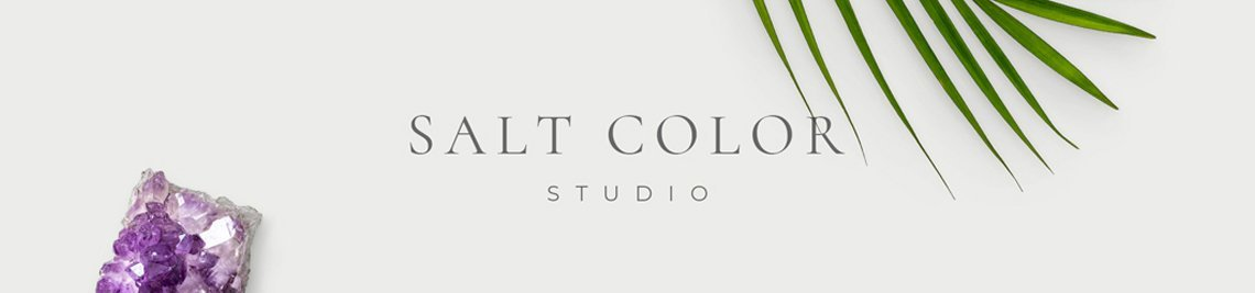 Salt Color Studio Profile Banner