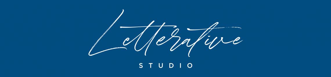 Letterative Studio Profile Banner