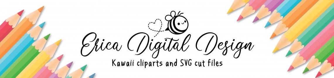 Erica Digital Design Profile Banner