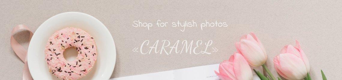 Caramel Profile Banner