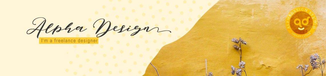 alphadesign Profile Banner