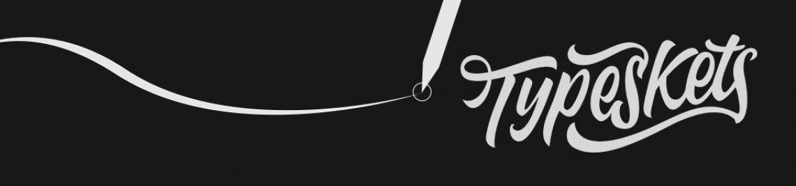 Typeskets Profile Banner