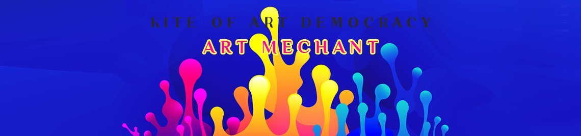 Art Merchant Profile Banner