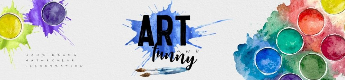 Art and Funny Profile Banner
