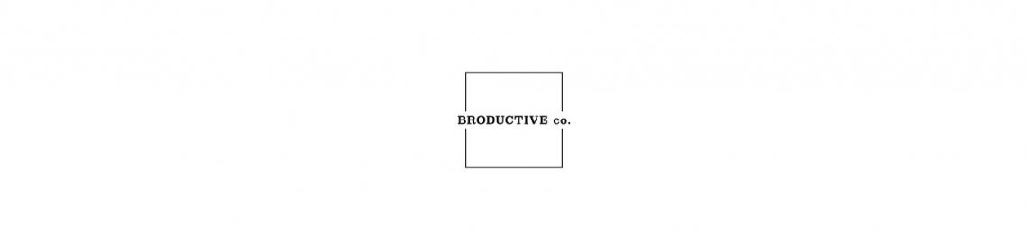 Broductive Co Profile Banner