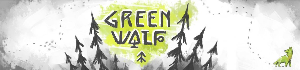 GreenWolf Profile Banner