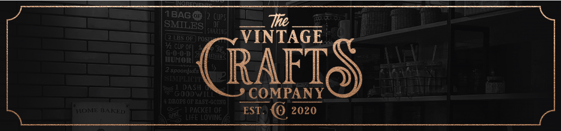 The Vintage Crafts Co Profile Banner