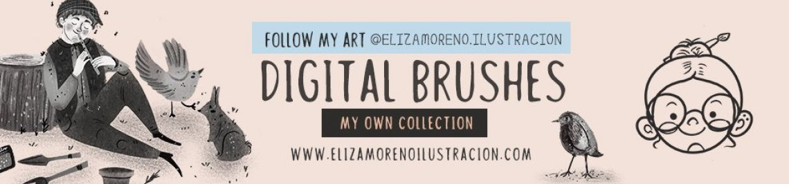 Eliza Moreno Illustration Profile Banner