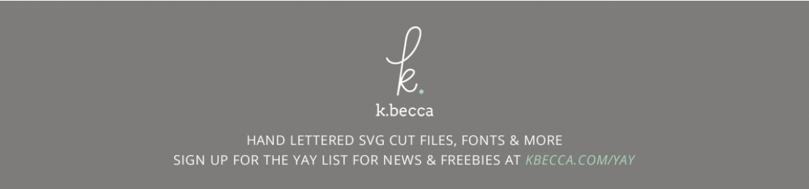 k.becca Profile Banner