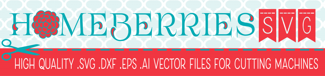 Homeberries SVG Profile Banner