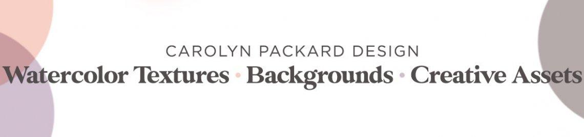 Carolyn Packard Design Profile Banner