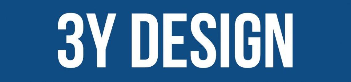 3Y Design Profile Banner