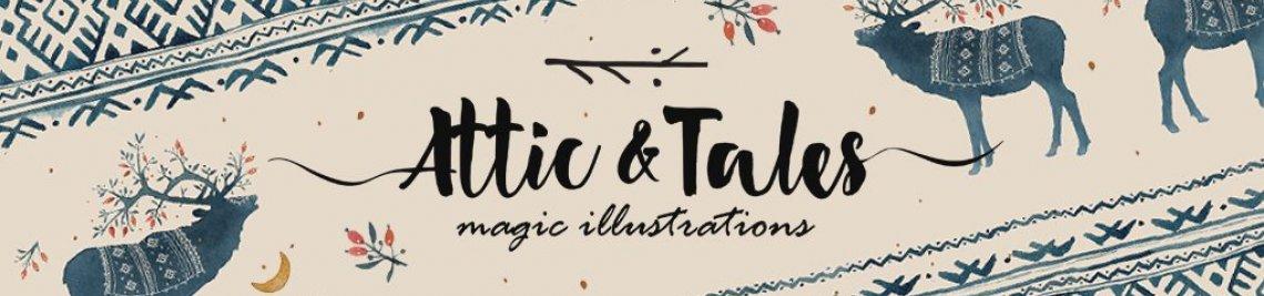 attic&tales Profile Banner