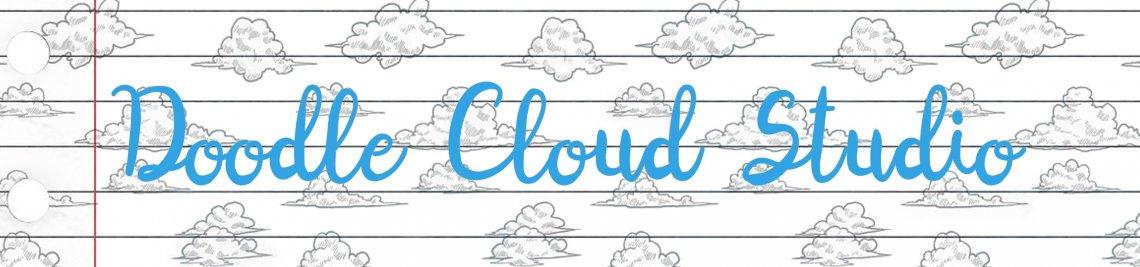 Doodle Cloud Studio Profile Banner