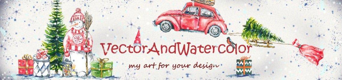 VectorAndWatercolor Profile Banner