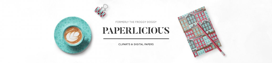 PaperliciousDigital Profile Banner
