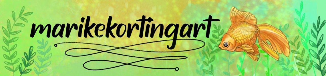 Marike Korting Art Profile Banner