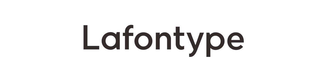 Lafontype Profile Banner
