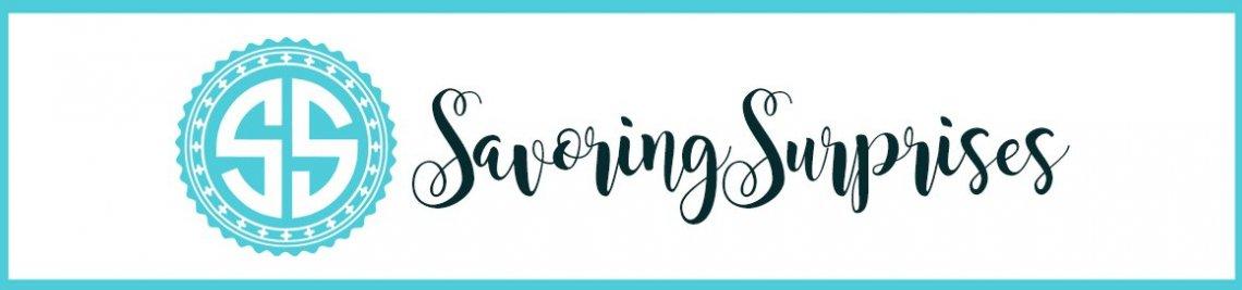 SavoringSurprises Profile Banner
