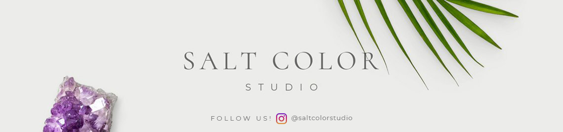 Salt Color Studio Profile Banner