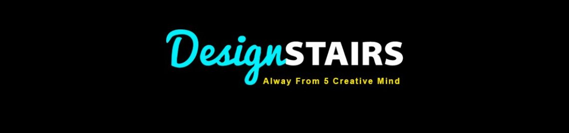 Design Stairs Profile Banner