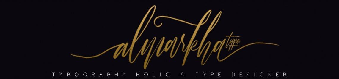 Almarkha Type Profile Banner