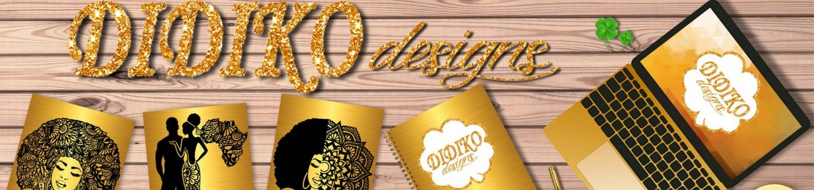 DIDIKO designs Profile Banner