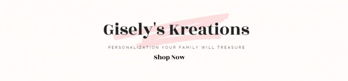 Gisely's Kreations Profile Banner