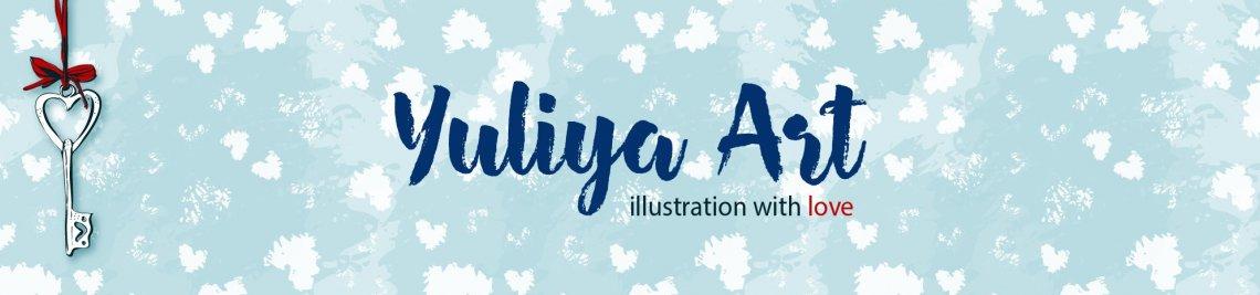 Yuliya Art Profile Banner