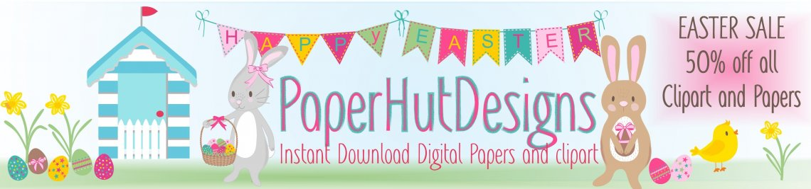 PaperHutDesigns Profile Banner