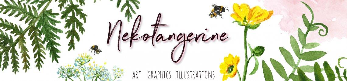 NekoTangerine Profile Banner
