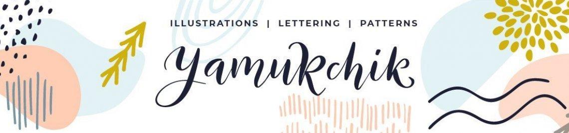 Yamurchik - Pattern Design & SVG Profile Banner