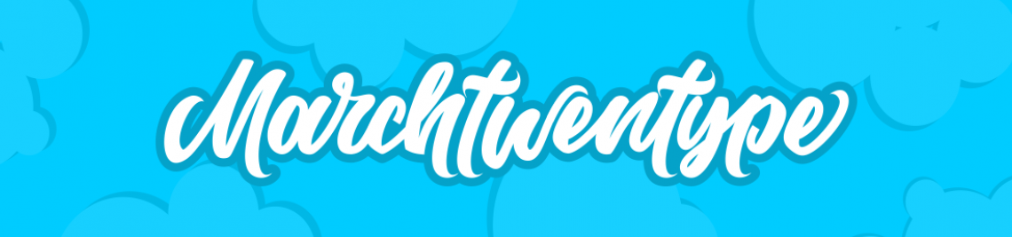Marchtwentype Studio Profile Banner