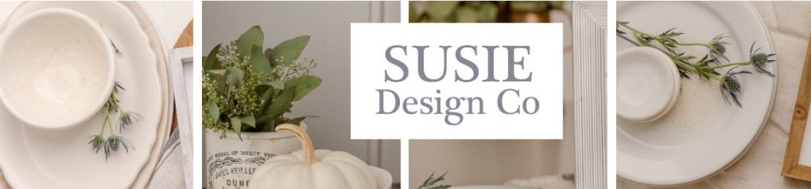 Susie Design Co Profile Banner