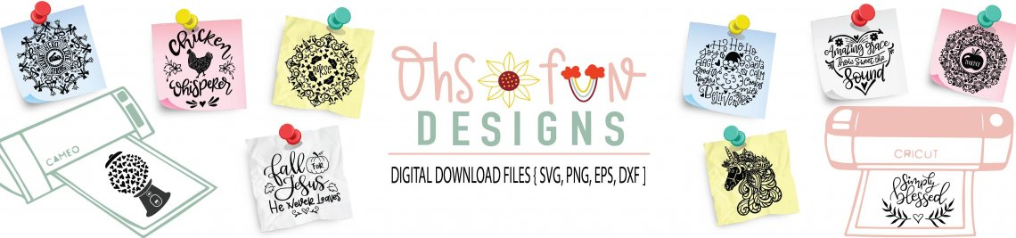 ohsofundesigns Profile Banner