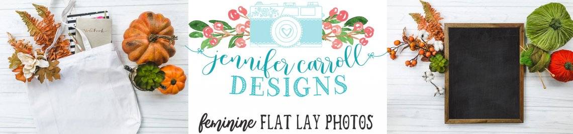 Jennifer Carroll Designs Profile Banner