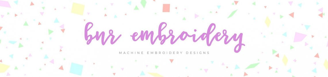 BNR Embroidery Profile Banner