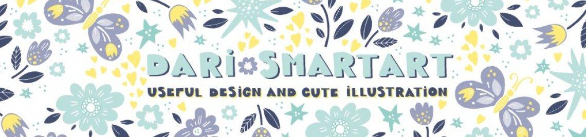 DariSmartArt Profile Banner