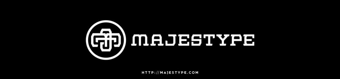 Majestype Profile Banner