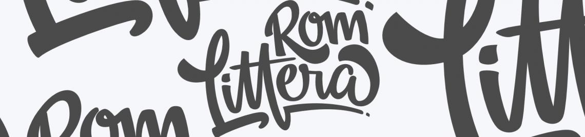 Rom Littera Profile Banner
