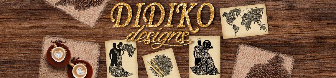 DIDIKO designs Profile Banner