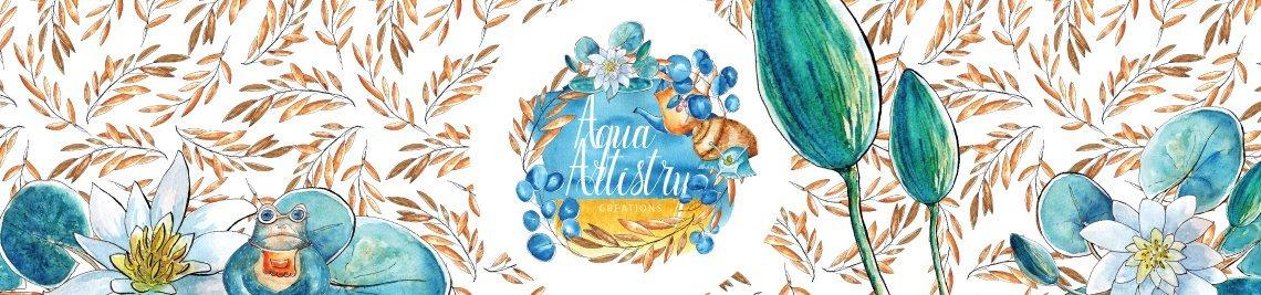 Aqua Artistry Creations Profile Banner