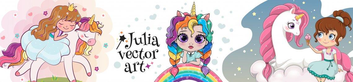 Juliavectorart Profile Banner