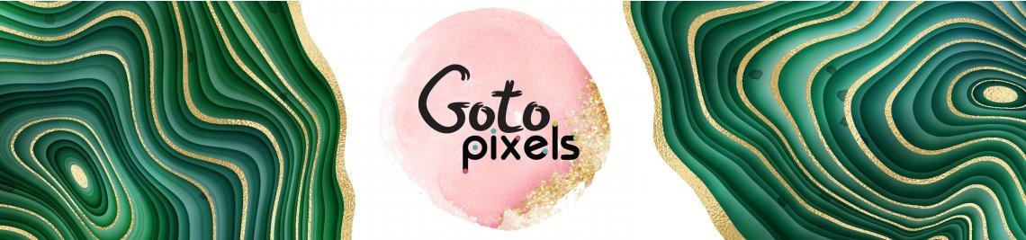 GotoPixels Profile Banner