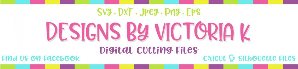 Designs By Victoria K Profile Banner