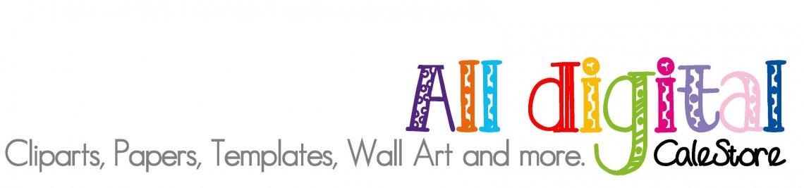 Alldigital CaleStore Profile Banner