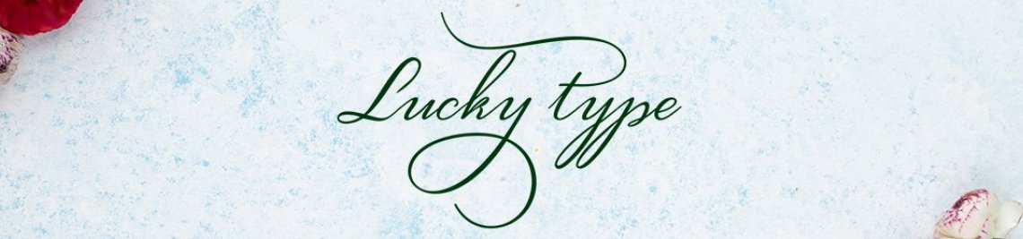Lucky Type Profile Banner
